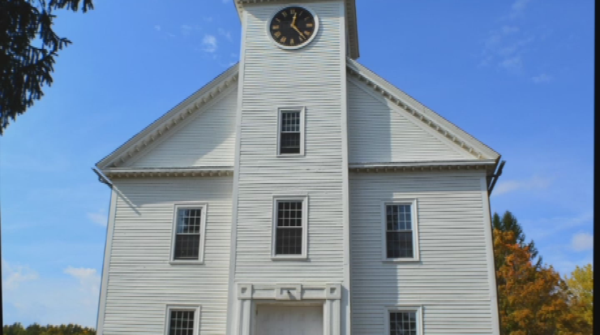 First Congregational Church Of Southampton - 4.9.17 service