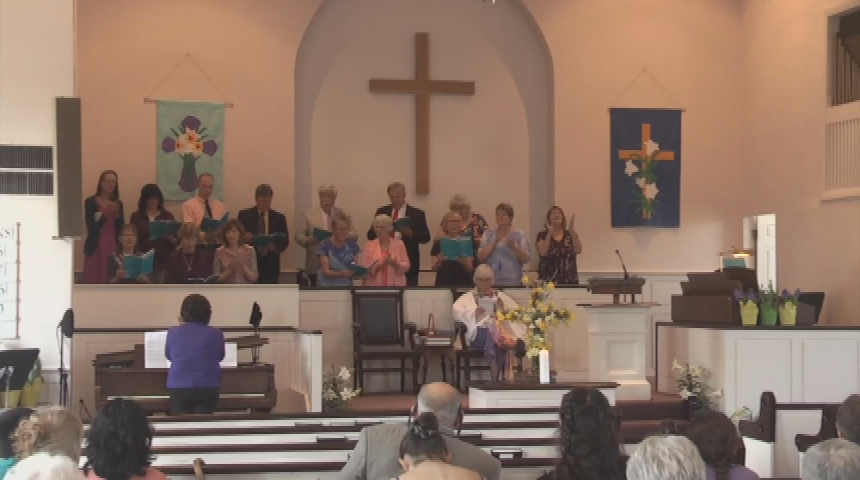 First Congregational Church Of Southampton - Easter Service 2017