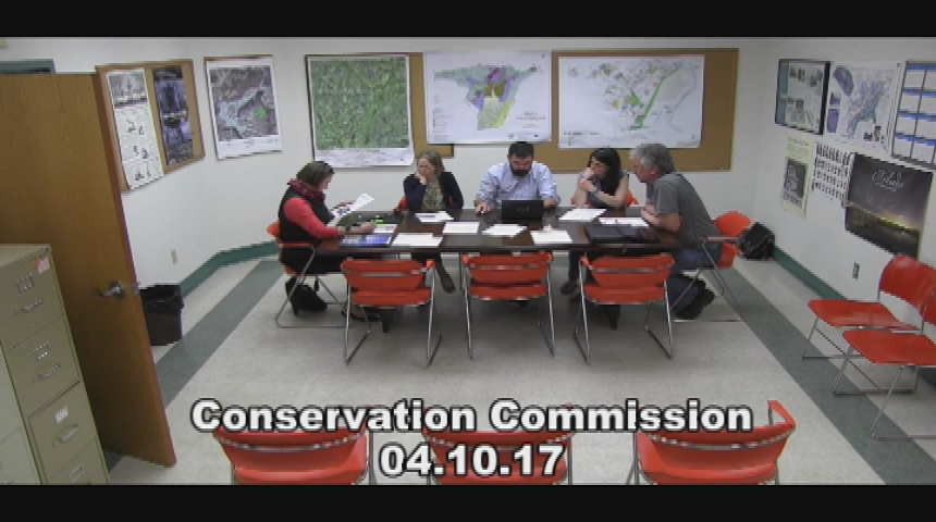 Conservation Commission 4.10.17