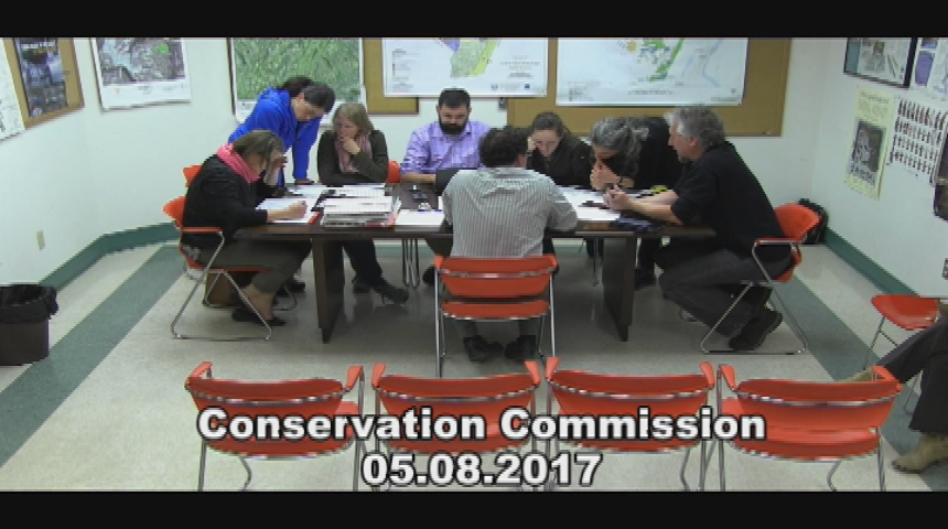 Conservation Commission 5.8.17