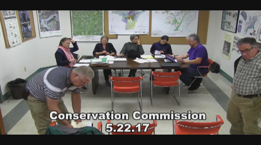 Conservation Commission 5.22.17