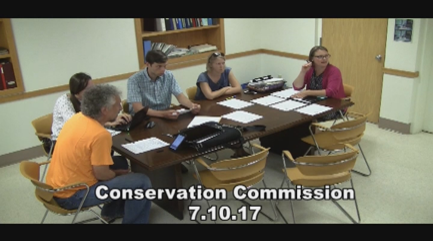 Conservation Commission 7.10.17