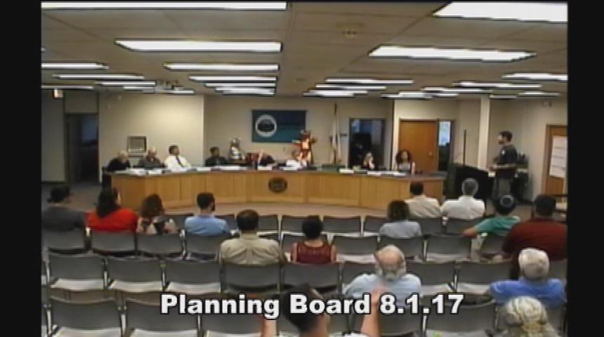 Planning Board 8.1.17