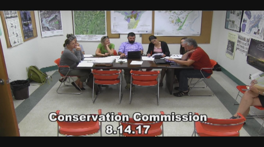 Conservation Commission 8.14.17
