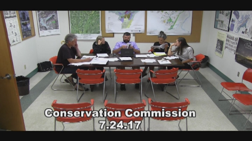 Conservation Commission 7.24.17