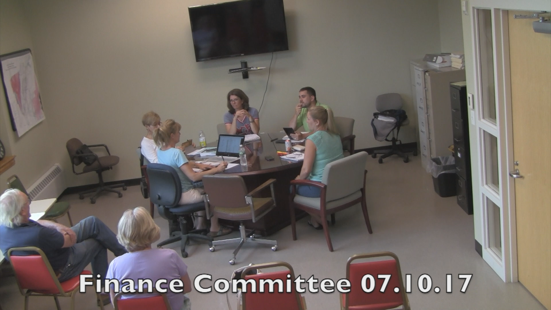 Southampton Finance Committee 7.10.17