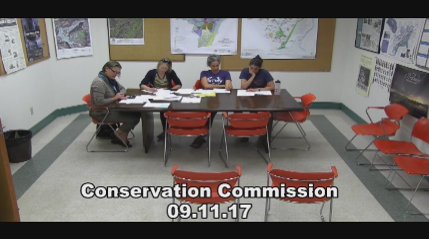 Conservation Commission 9.11.17