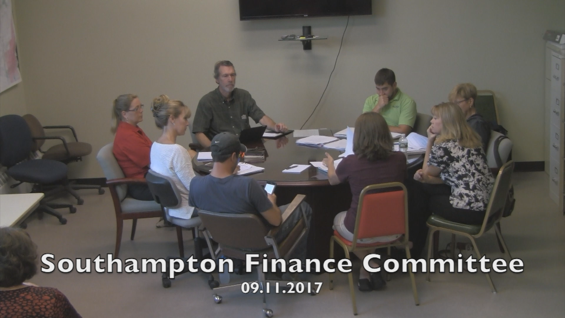 Southampton Finance Committee 09.11.17