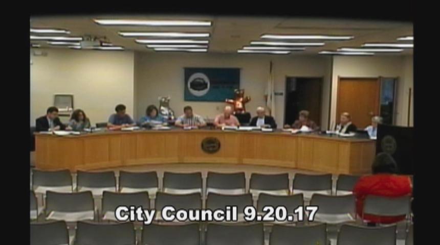 City Council 9.20.17