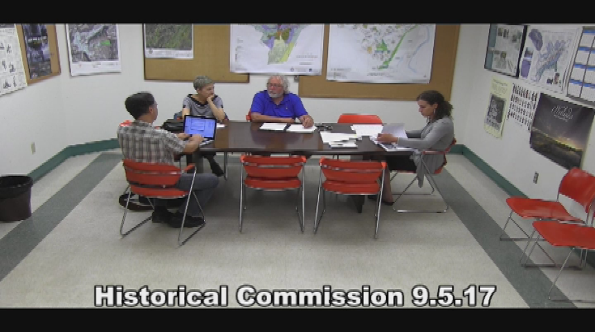 Historical Commission 9.5.17