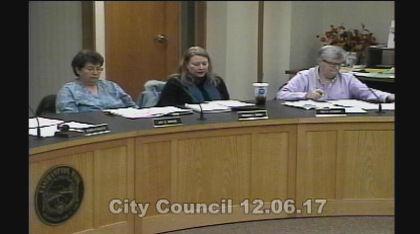 City Council 12.06.17