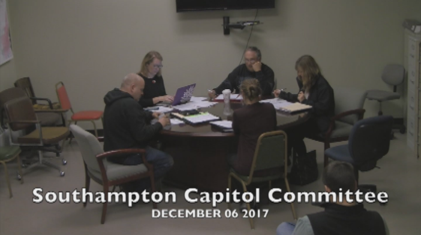 Southampton Capitol Committee 12.06.17