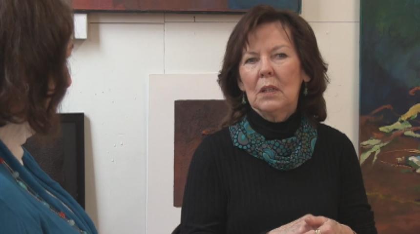 In Studio - Ruth Kjaer
