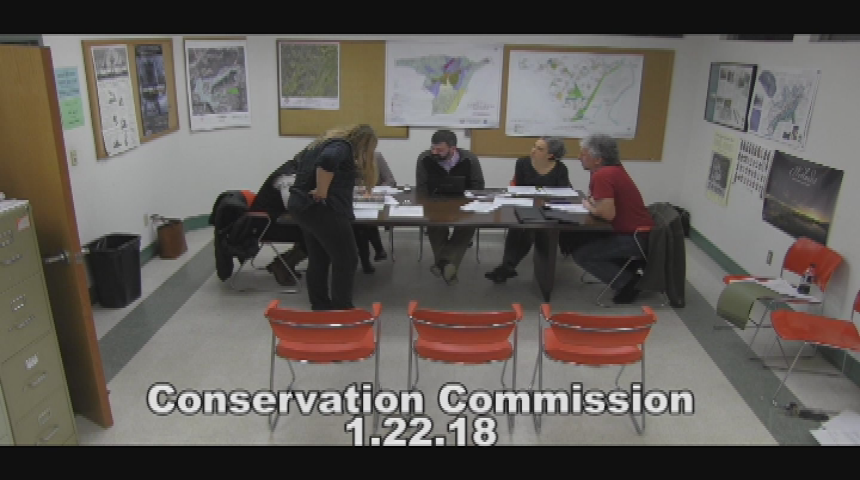 Conservation Commission 1.22.18