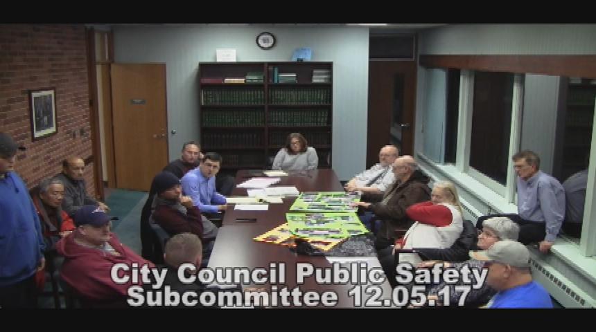 City Council Public Safety 12.5.17