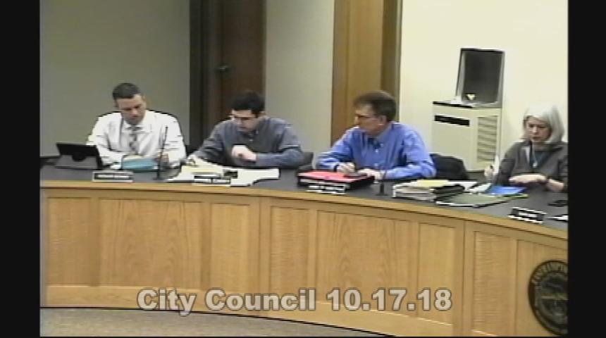 City Council 10.17.18