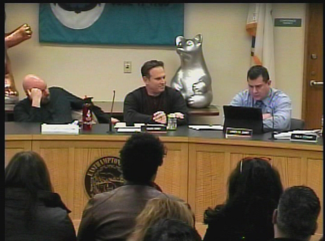Planning Board and City Council Ordinance Joint Public Hearing 2.26.18