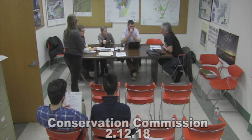 Conservation Commission  2.12.18