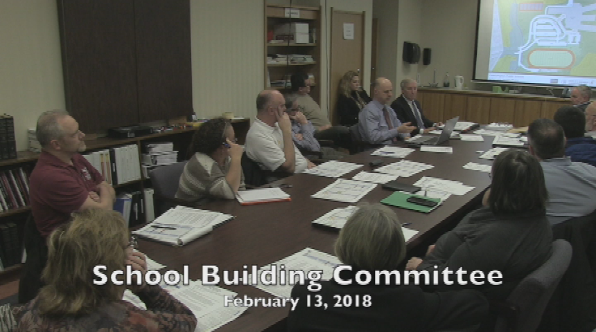 School Building Committee 02.13.2018