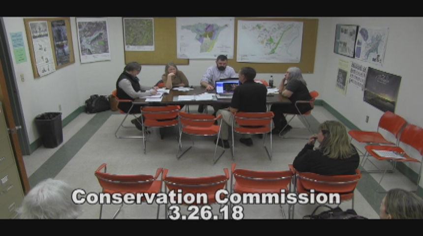 Conservation Commission 3.26.18