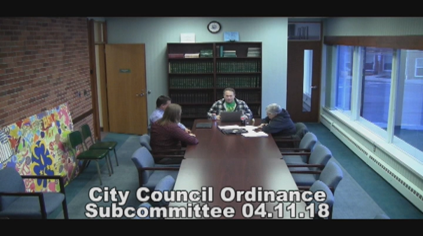 City Council Ordinance 4.11.18