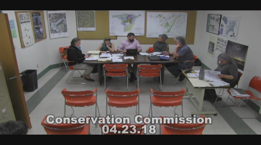 Conservation Commission 4.23.18