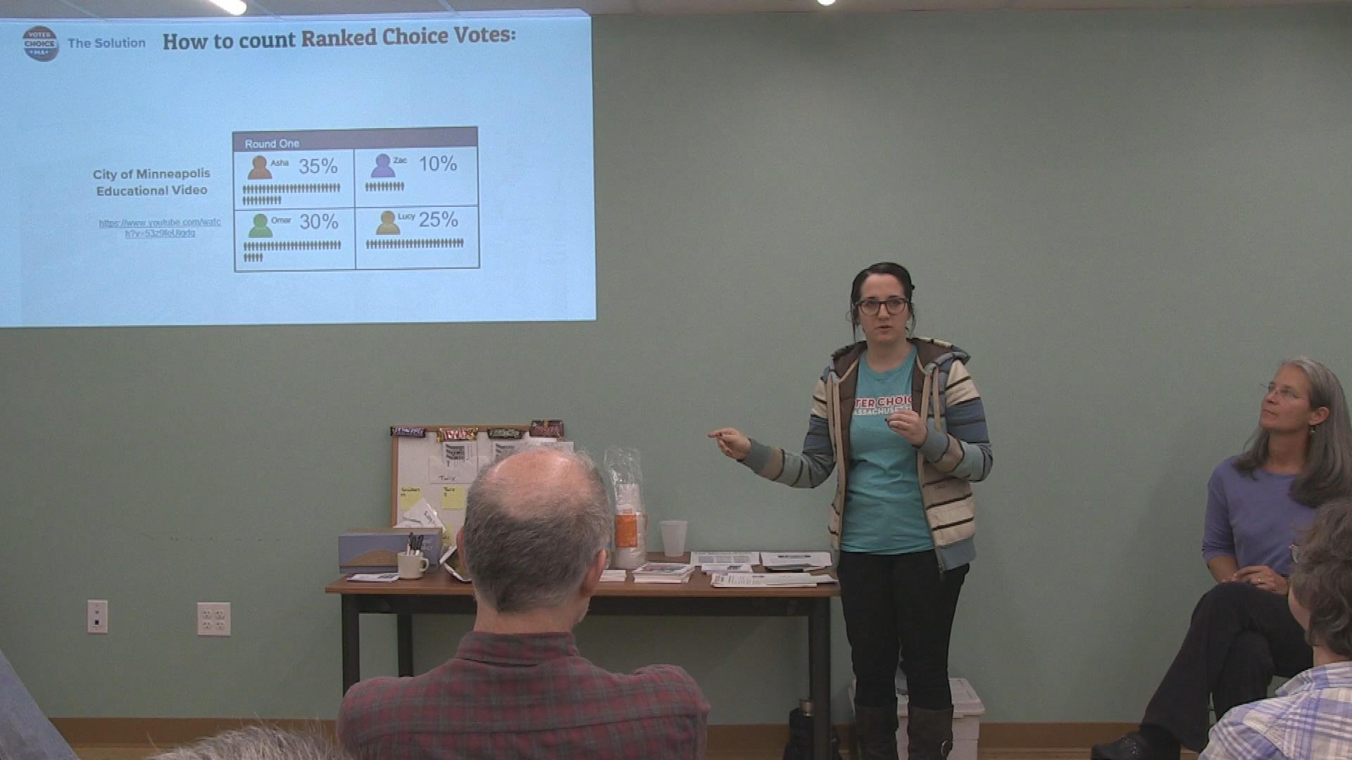 Easthampton Rank Choice Voting 4.2.18
