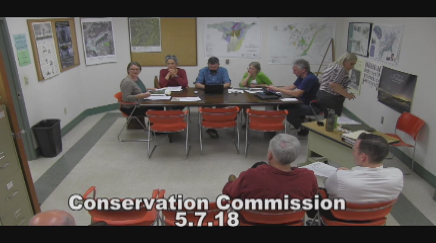 Conservation Commission 5.7.18