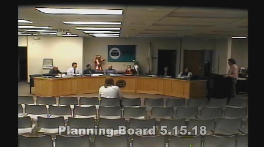 Planning Board 5.15.18