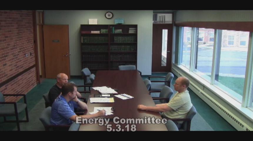 Energy Committee 5.3.19