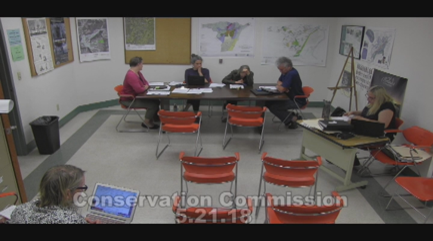 Conservation Commission 5.21.18