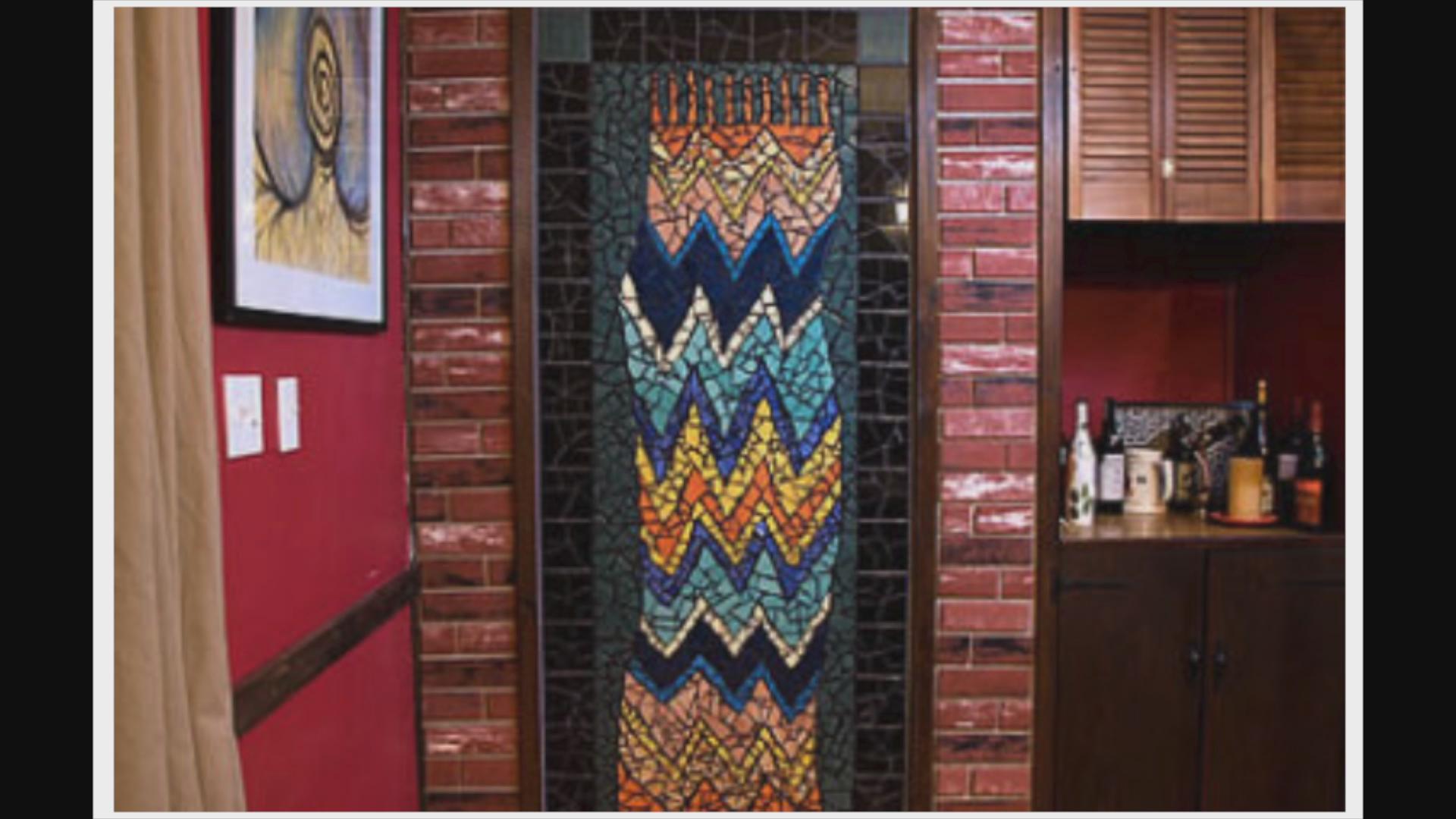 In Studio - Mosaics