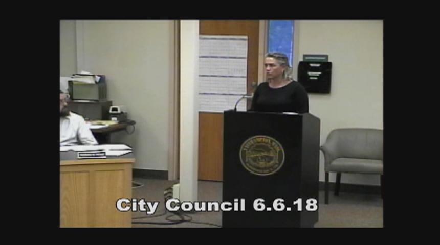City Council 6.6.18