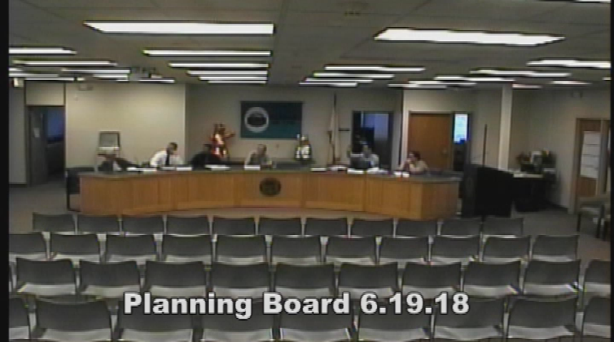 Planning Board 6.19.18