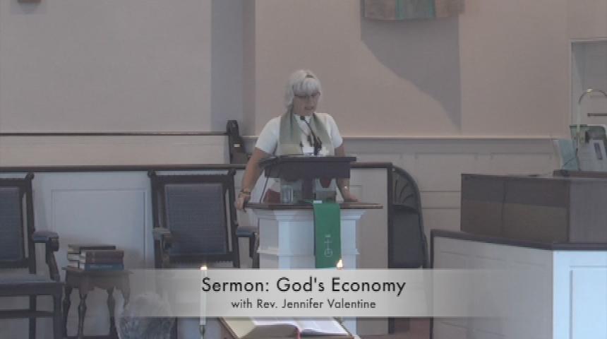 FCCS - July Sermons 2018