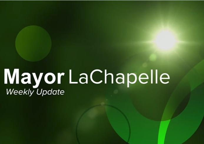 Mayoral Update 8.2.18