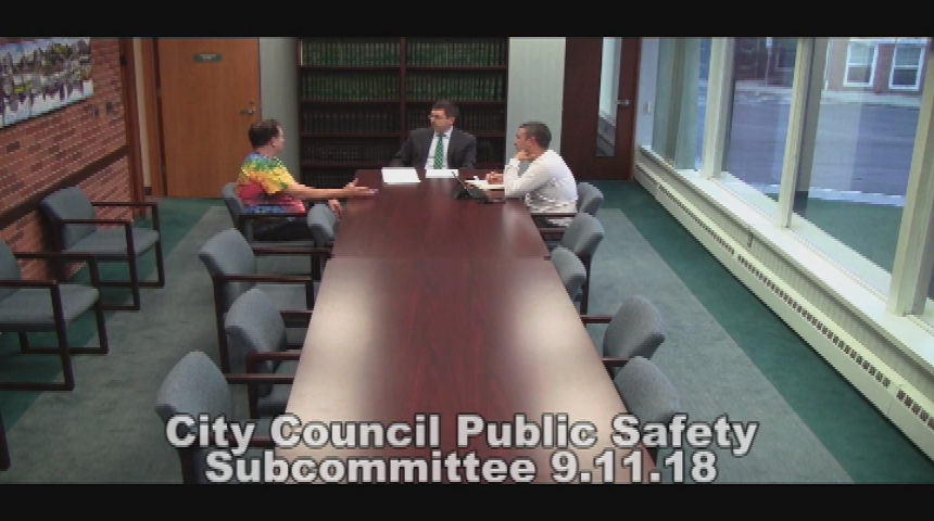 City Council Public Safety 9.11.18