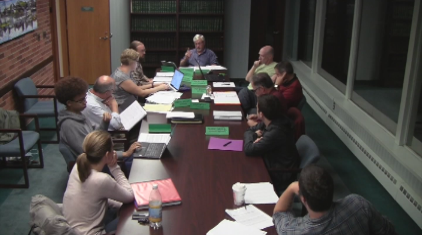 Charter Review Committee 10.11.18