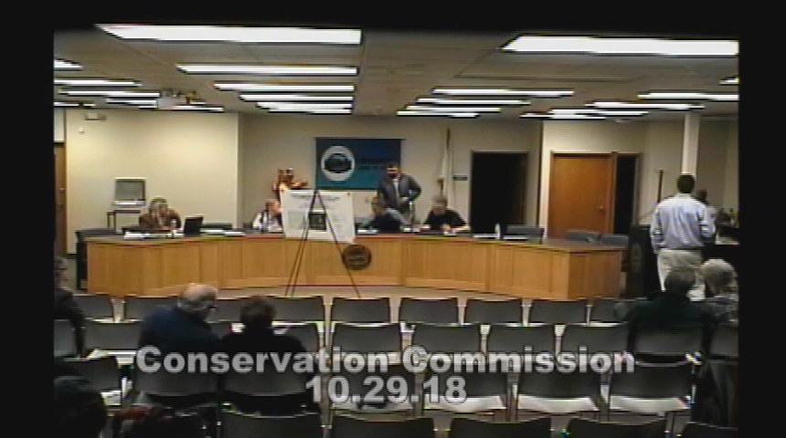 Conservation Commission 10.29.18