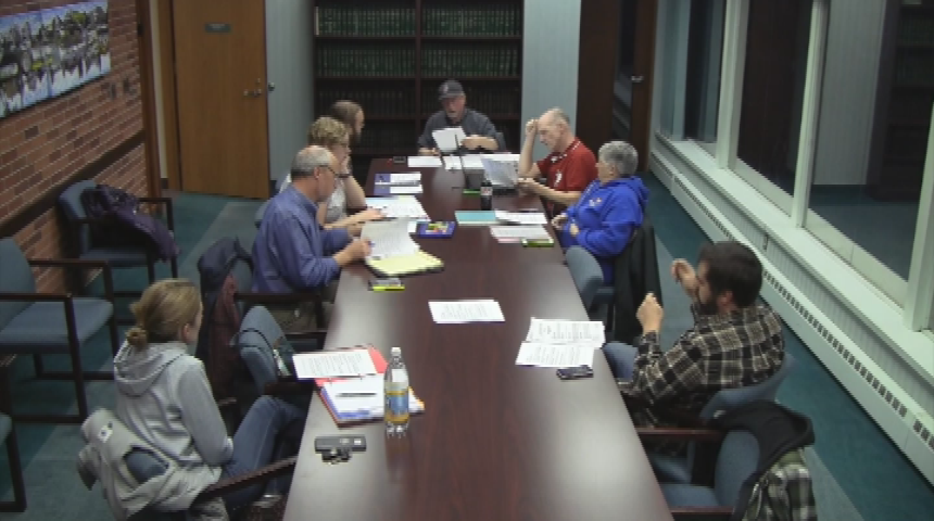 Charter Review Committee 10.25.18
