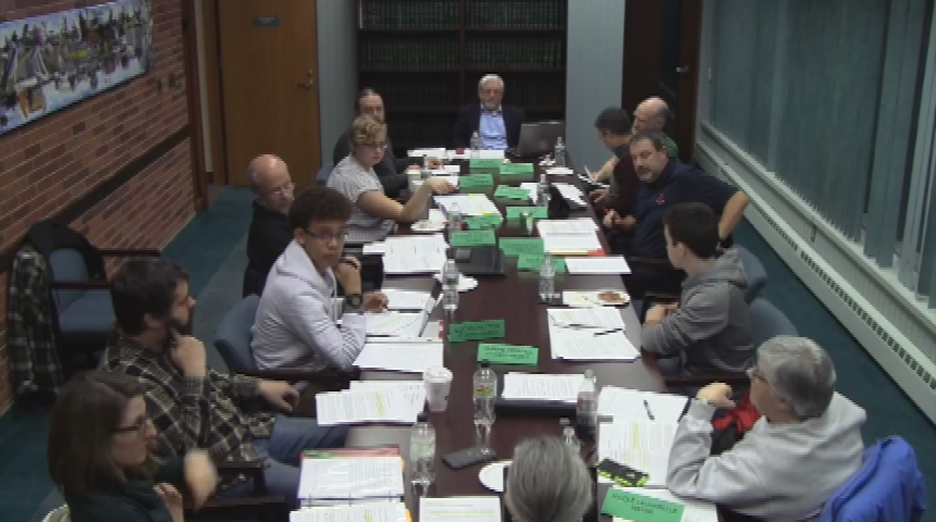 Charter Review Committee November 29 2018