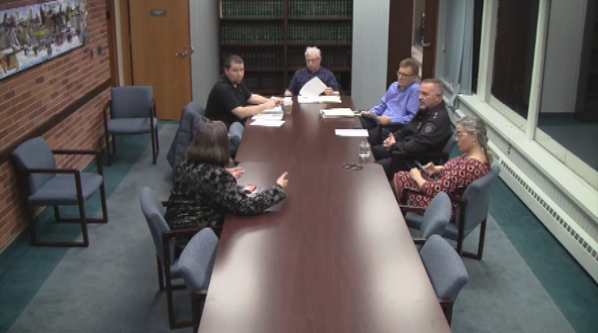 City Council Finance Subcommittee 1.9.19