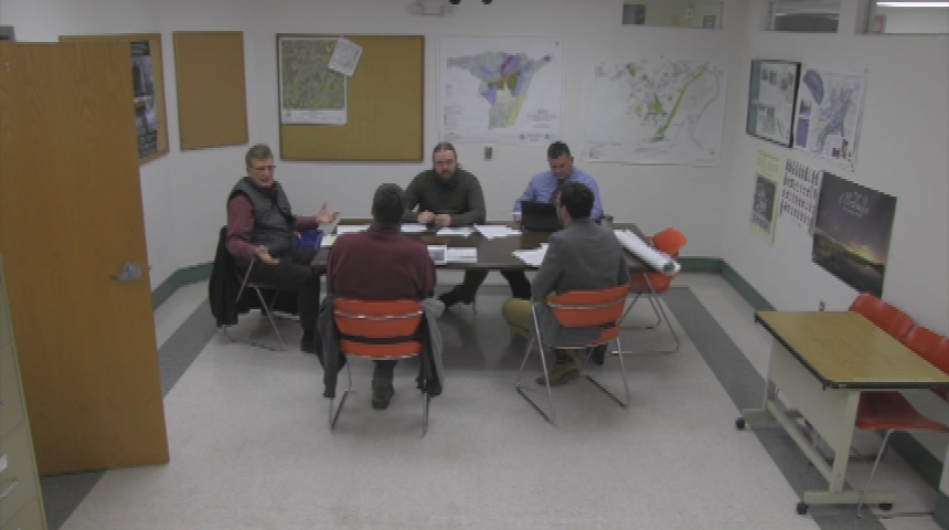 City Council Property Subcommittee 1.10.19